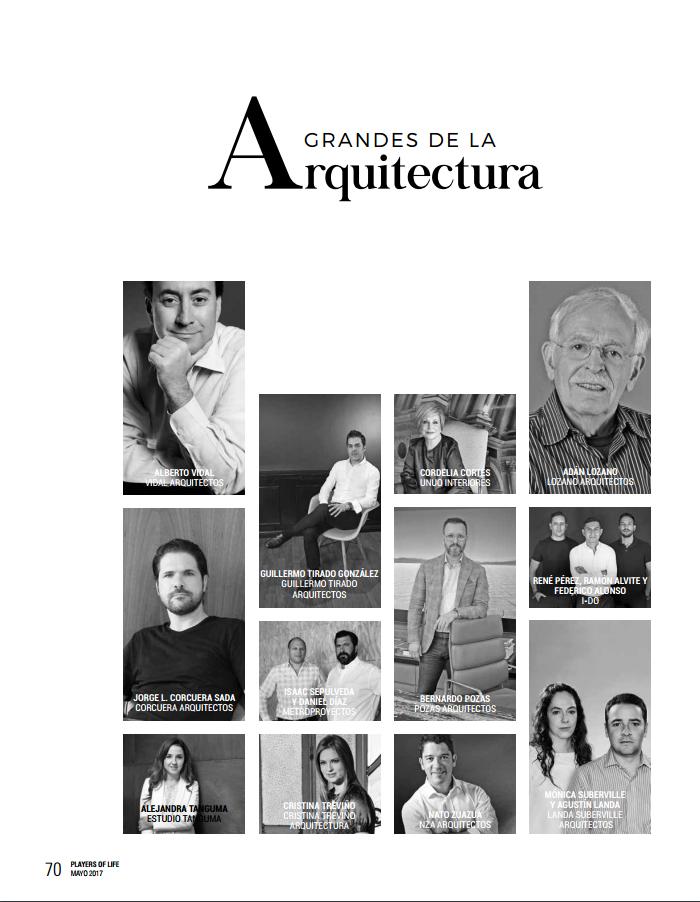Grandes de la Arquitectura